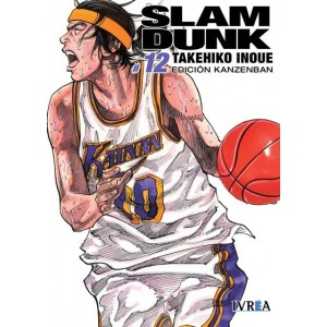 Slam Dunk Integral nº 12