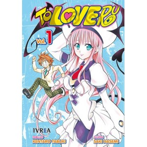 To-Love Ru Nº 01