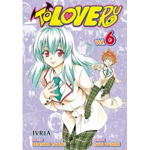 To-Love Ru Nº 06