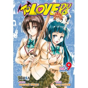To-Love Ru Nº 09