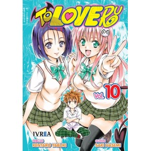 To-Love Ru Nº 10