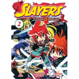 Slayers Light Magic Nº 02