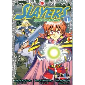 Slayers: Knight Of Aqualord Nº 01