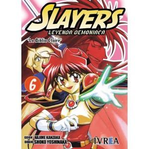 Slayers: Leyenda Demoniaca Nº 06