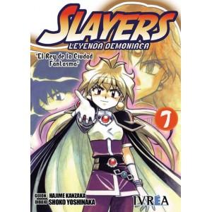 Slayers: Leyenda Demoniaca Nº 07