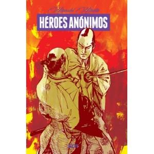 Héroes Anónimos (Edición Cartoné)