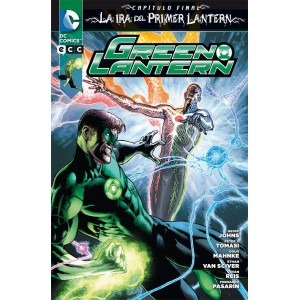 Green Lantern: Prologo - La Ascension del Tercer Ejercito