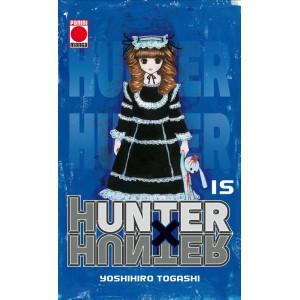 Hunter x Hunter nº 15