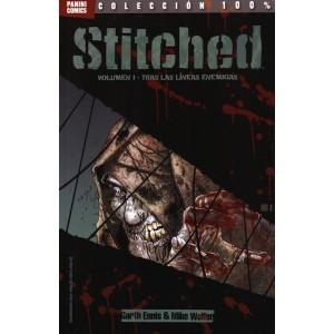 100% Cult Comics. Stitched 1 Tras las líneas enemigas