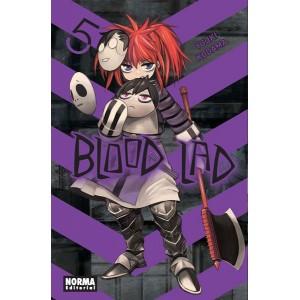 Blood Lad nº 04