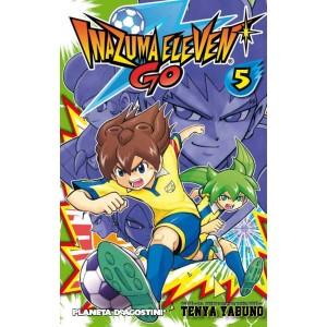 Inazuma Eleven Go! nº 04
