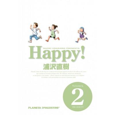 Happy! nº 01