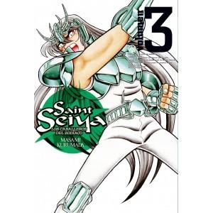 Saint Seiya Edición Definitiva Nº 03