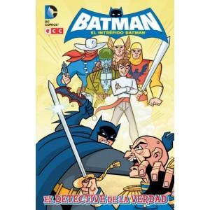 El Intrépido Batman: ¡BATMONSTRUO!