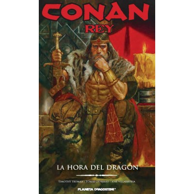 Conan Rey - El Fénix en la Espada