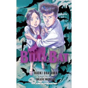 Billy Bat nº 10