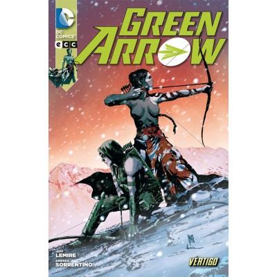 Green Arrow - La Máquina de Matar