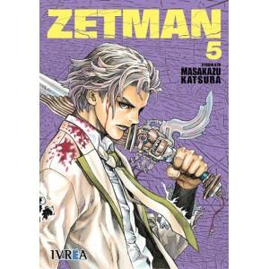 Zetman nº 05