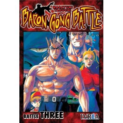Baron Gong Battle Nº 03