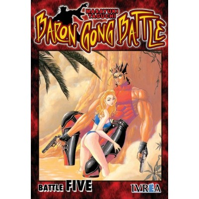 Baron Gong Battle Nº 05