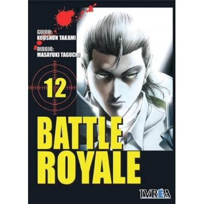 Battle Royale Nº 12