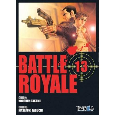 Battle Royale Nº 13
