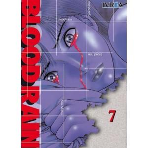 Blood Rain Nº 07