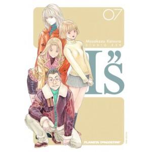I´´s Kanzenban Nº 07