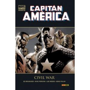 Marvel Deluxe. Capitán América 5 La muerte del Capitán América