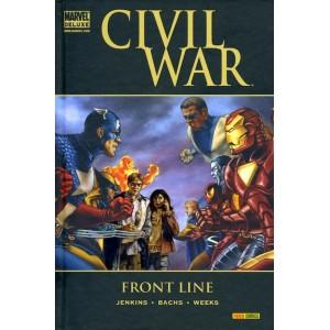 Marvel Deluxe. Civil War: Front Line
