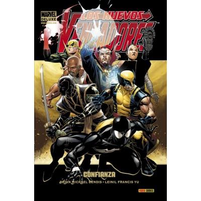 Marvel Deluxe. Los Nuevos Vengadores 8 Illuminati