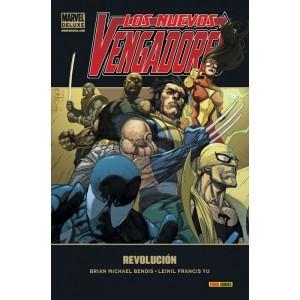 Marvel Deluxe. Los Nuevos Vengadores 7 Confianza