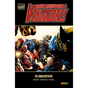 Marvel Deluxe. Los Nuevos Vengadores 5 Civil War