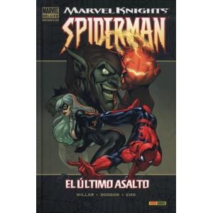 Marvel Deluxe. Marvel Knights: Spiderman 2 El último asalto