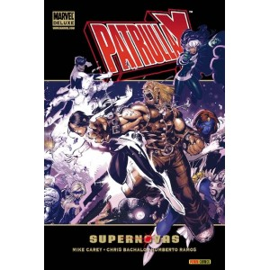 Marvel Deluxe. Patrulla-X: Supernovas