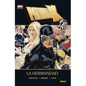 Marvel Deluxe - Patrulla-X: Destino Manifiesto
