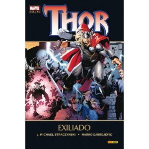 Marvel Deluxe - Thor Nº 02: Dias de Trueno
