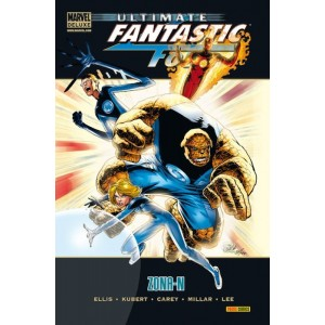 Marvel Deluxe. Ultimate Fantastic Four 1 Lo Fantástico