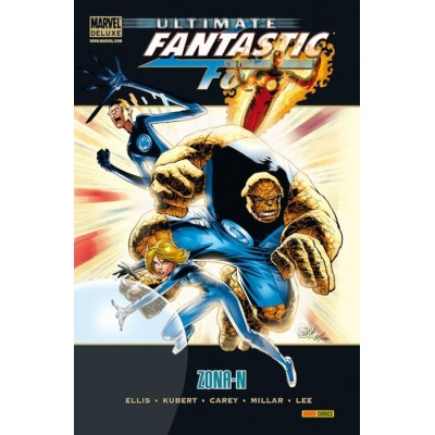 Marvel Deluxe. Ultimate Fantastic Four 1 Lo Fantástico