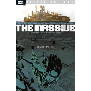 100% Cult Comics. The Massive 2 Subcontinental