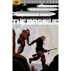100% Cult Comics. The Massive 3 Longship