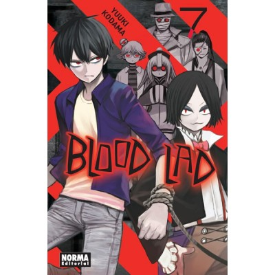 Blood Lad nº 06