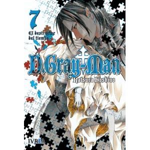 D.Gray-man nº 07