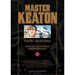 Master Keaton nº 10