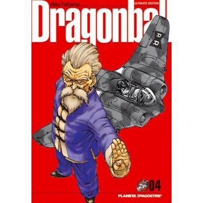 Dragon Ball Ultimate Edition Nº 04
