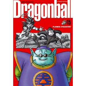 Dragon Ball Ultimate Edition Nº 15
