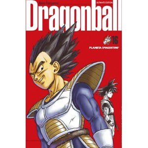 Dragon Ball Ultimate Edition Nº 16