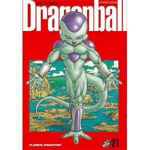 Dragon Ball Ultimate Edition Nº 21