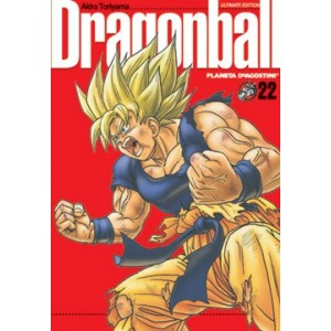 Dragon Ball Ultimate Edition Nº 22