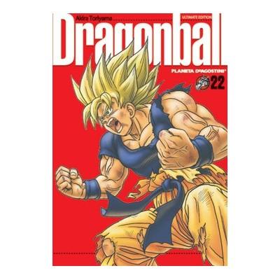 Dragon Ball Ultimate Edition Nº 22